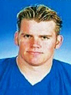 Where are They Now:  Jason Andersen (1994-97)