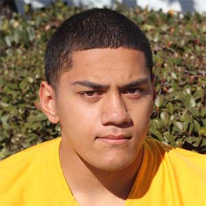 Who is Tyler Luatua?  Notre Dame's 4-Star TE transfers to BYU
