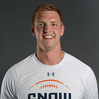 Georgia Tech/Snow College TE Hunter Marshall joins BYU as a preferred walk-on (Class of 2016)
