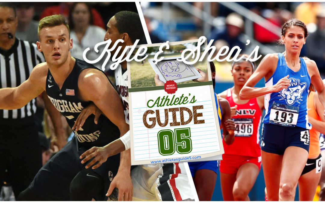 Press Release: Dallas Maverick's rookie Kyle Collinsworth launches new blog Athlete's Guide 5