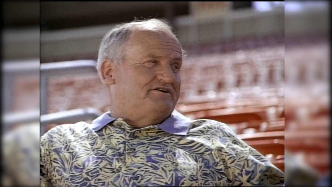 LaVell Edwards in Commercials