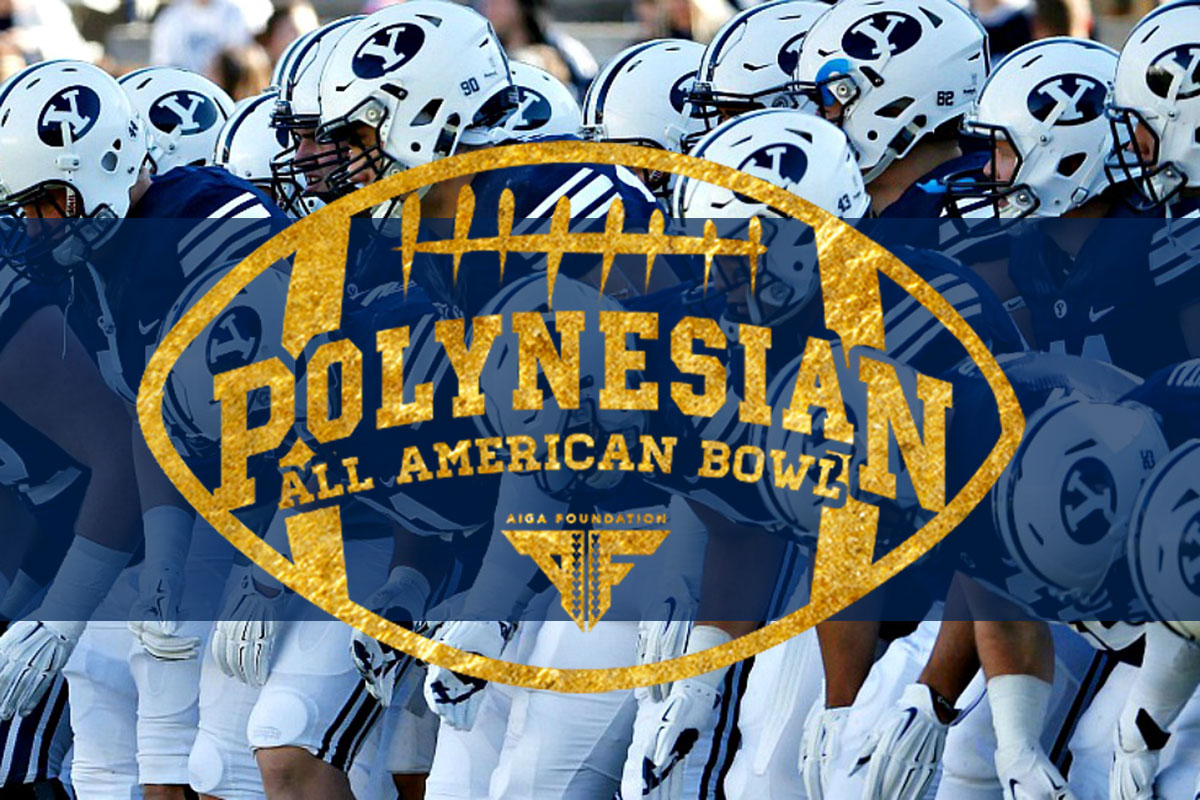 Why BYU Fans Don't Want to Miss the Polynesian Bowl this Weekend (and Official Visit Updates)
