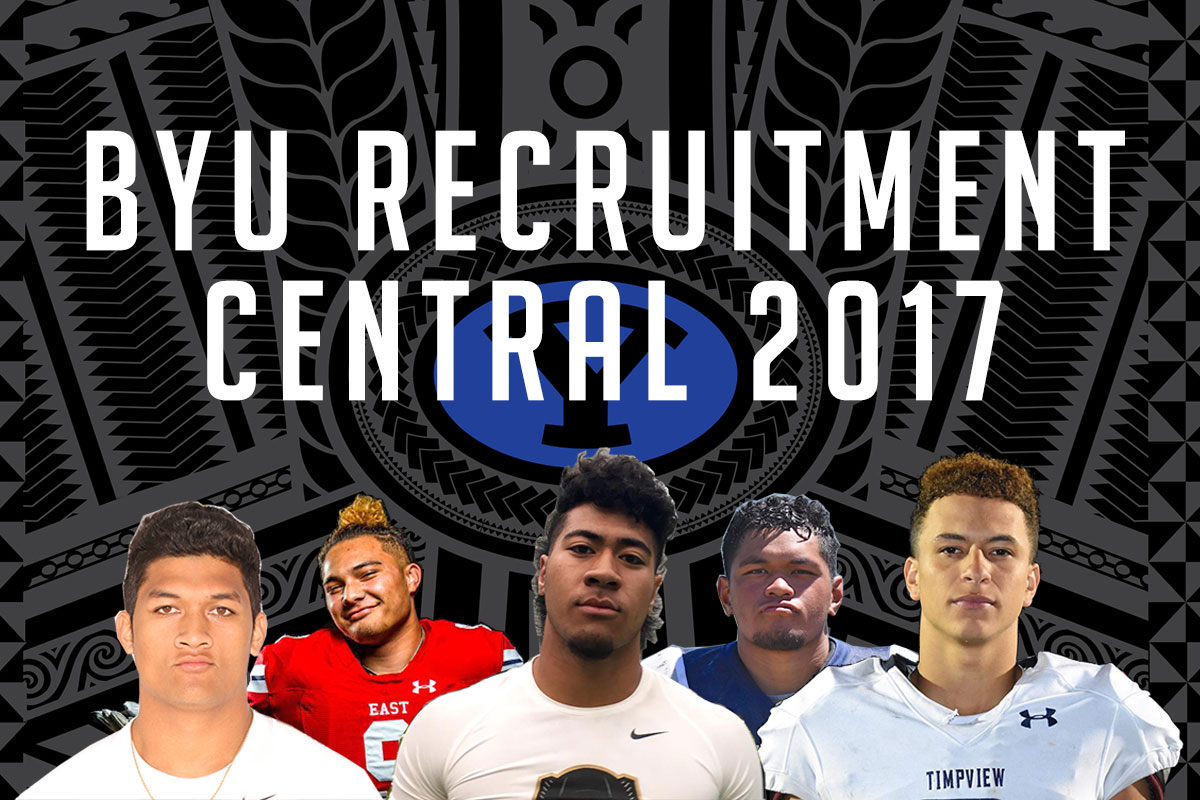 Who's still available for the BYU Football Class of 2017? (The Ultimate Big Board)