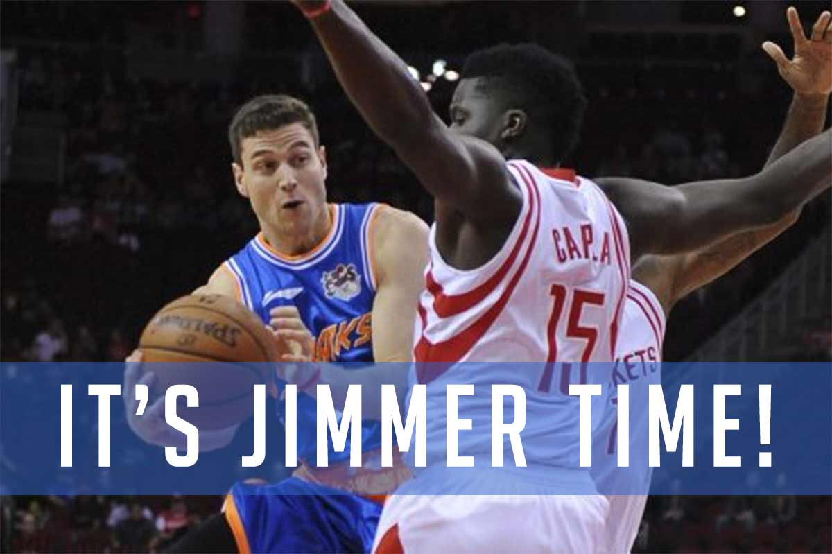 Strolling down memory lane… Six years removed from Jimmer mania