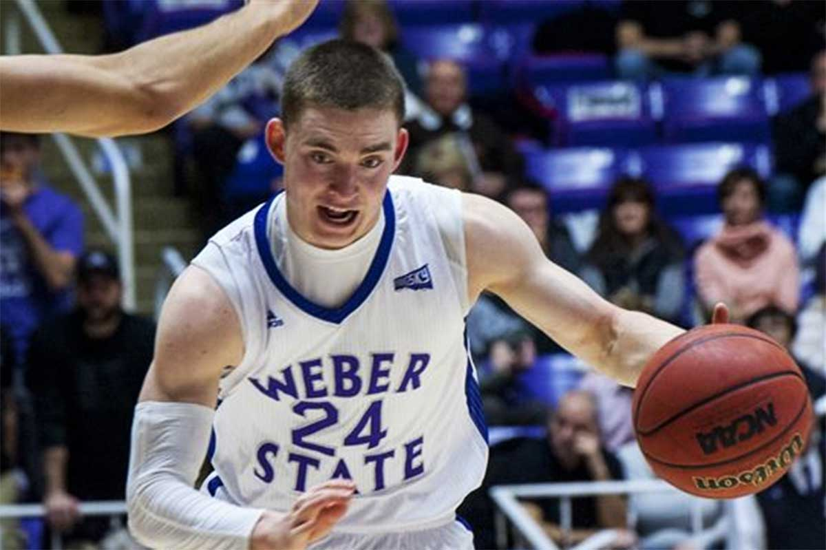 Former Weber State guard McKay Cannon set to join BYU basketball as a walk-on (Class of 2017)
