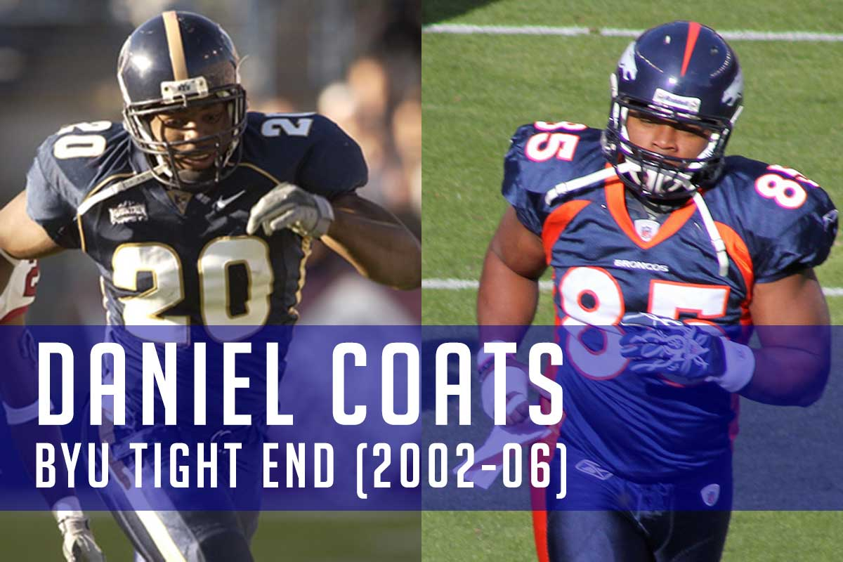Where Are They Now: Daniel Coats (TE, 2002-06)