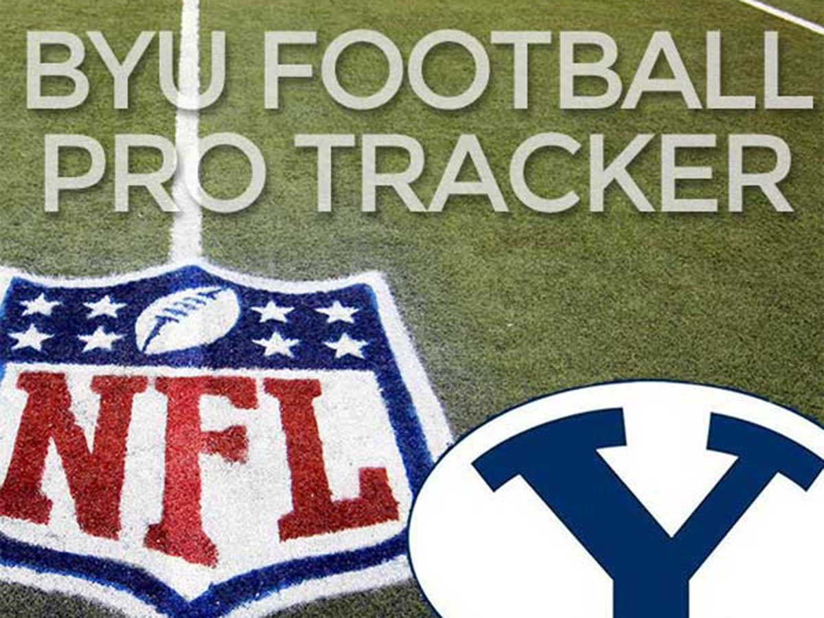Jamaal Williams get his first NFL touchdown on Monday Night Football.  BYU Pro Tracker: NFL, Week 9