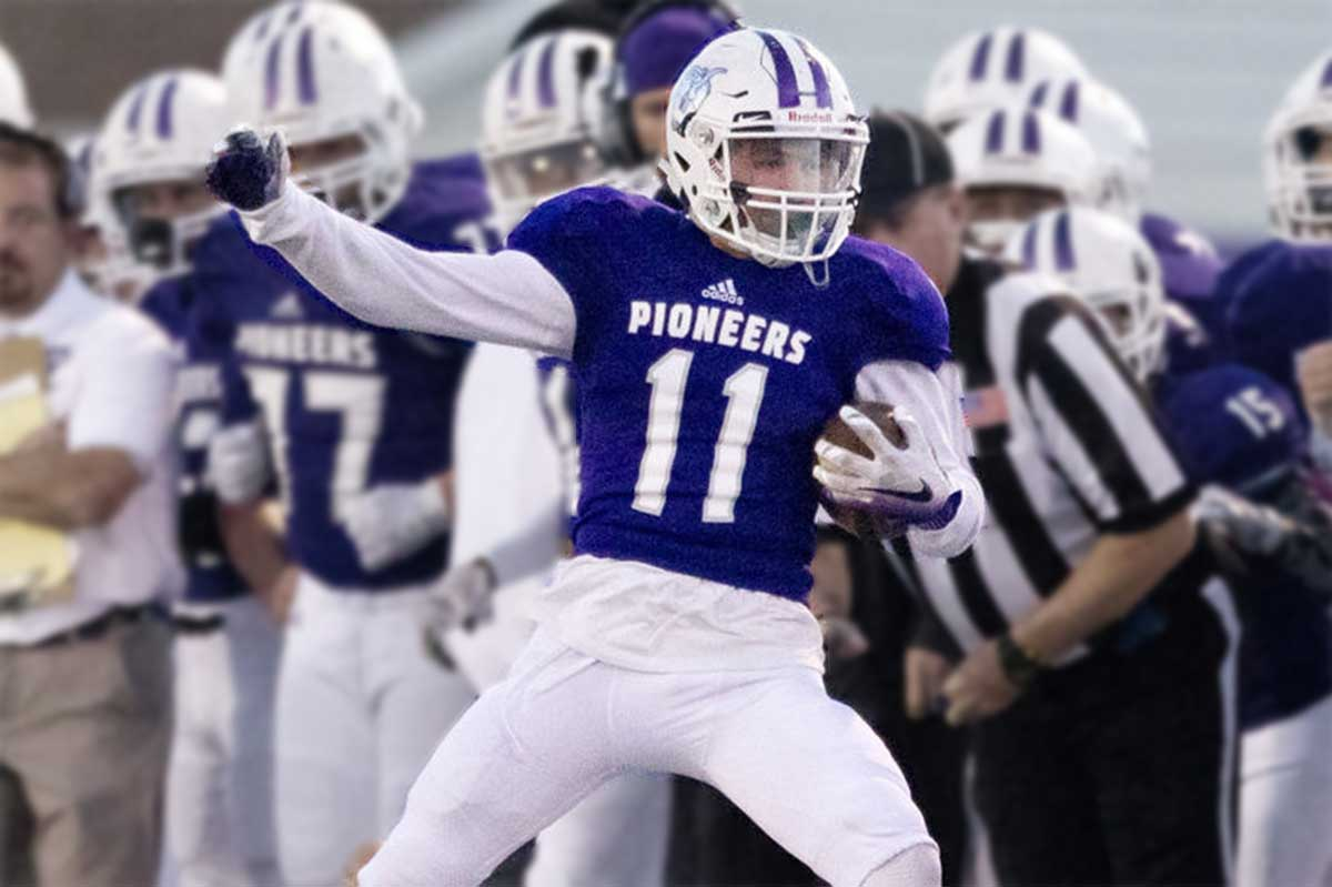 Getting to know new BYU commit, WR Kade Moore (Class of 2018)