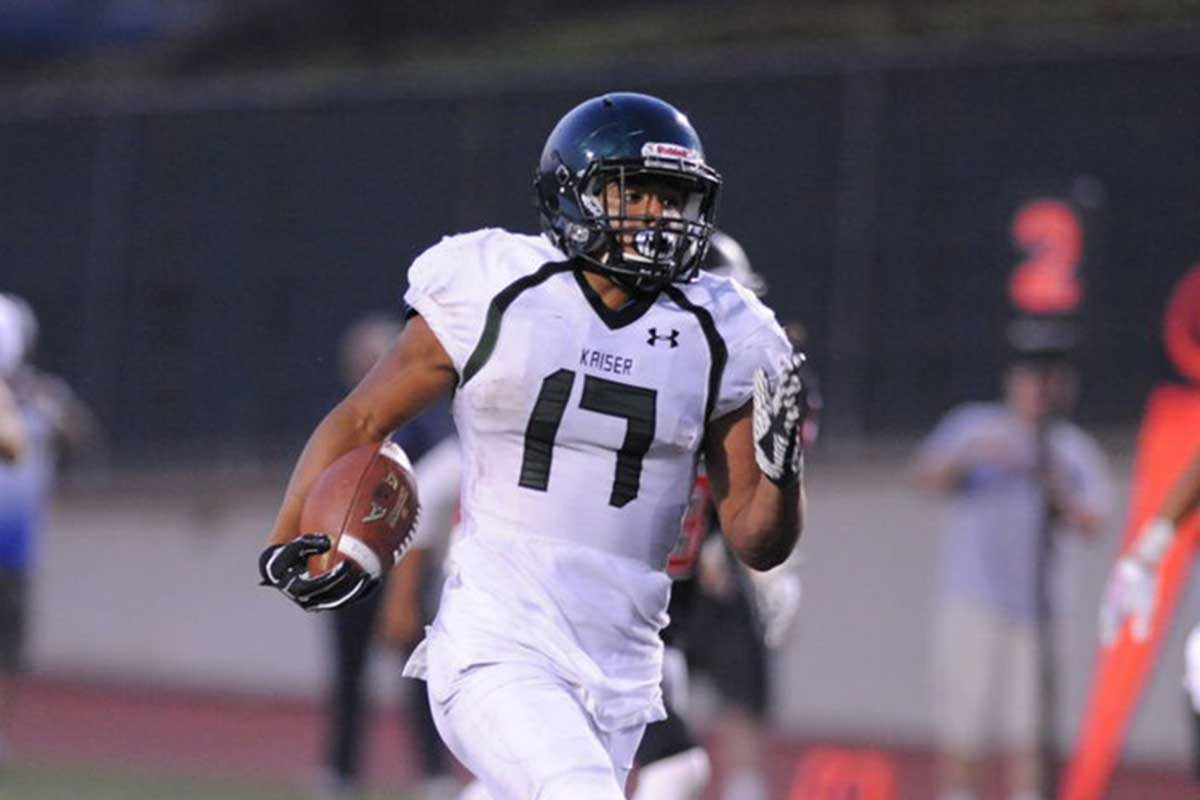 Getting to know new BYU commit, Fontana RB Tyler Allgeier (Class of 2018)