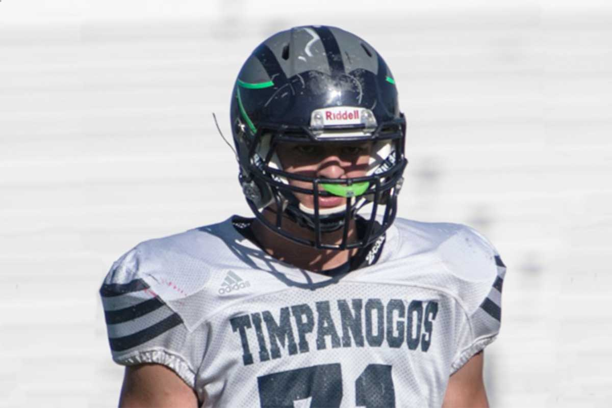 Getting to know new BYU commit, DE Hunter Greer (Class of 2018)