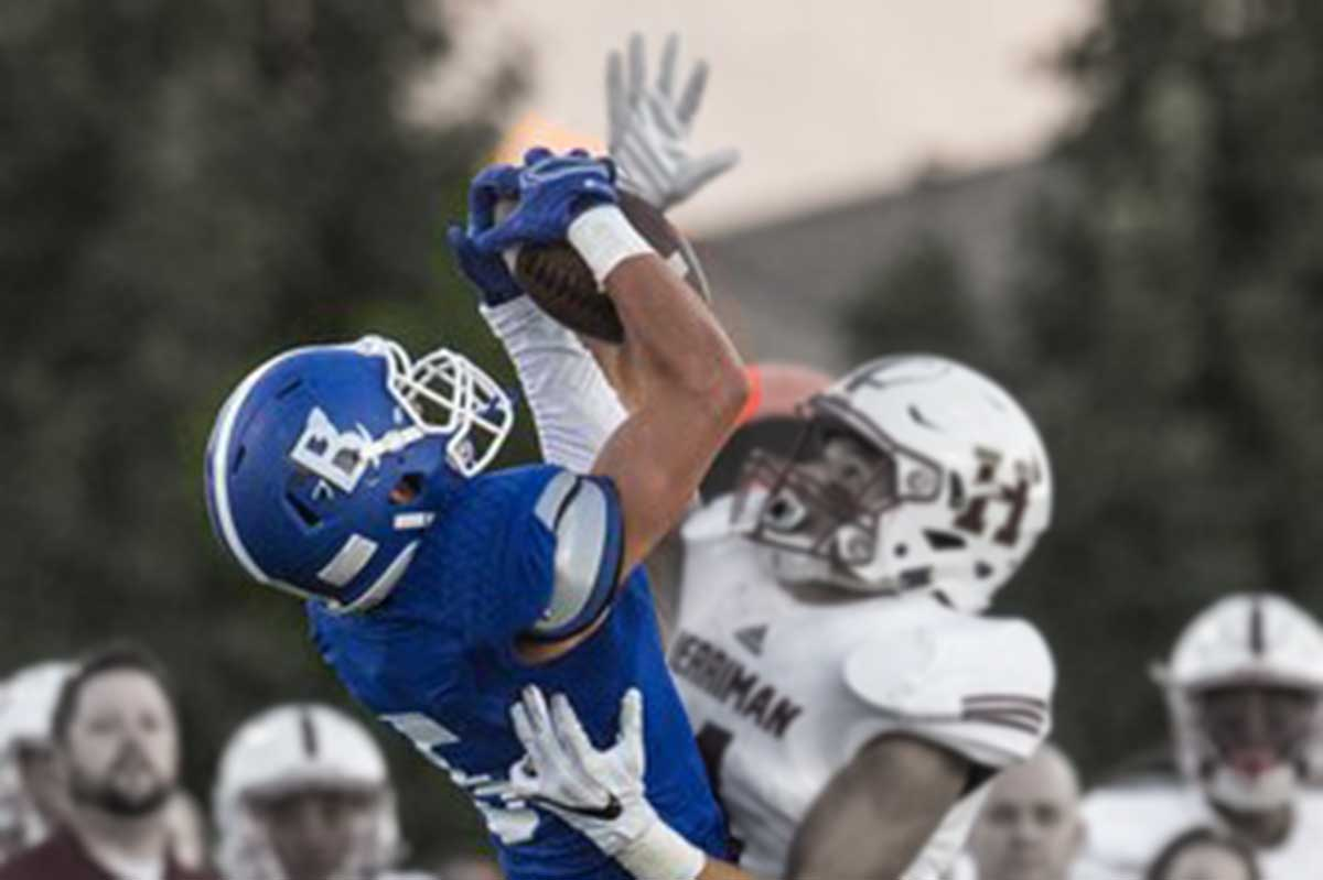Getting to know new BYU commit, WR/DB Dax Milne (Class of 2018)