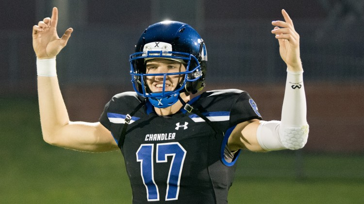 BYU lands 4-star QB Jacob Conover over Alabama and ASU (Class of 2019)