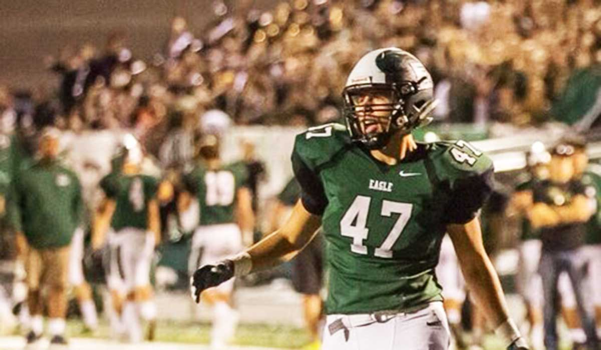 Getting to know new BYU commit, Dalton Riggs (Class of 2019)