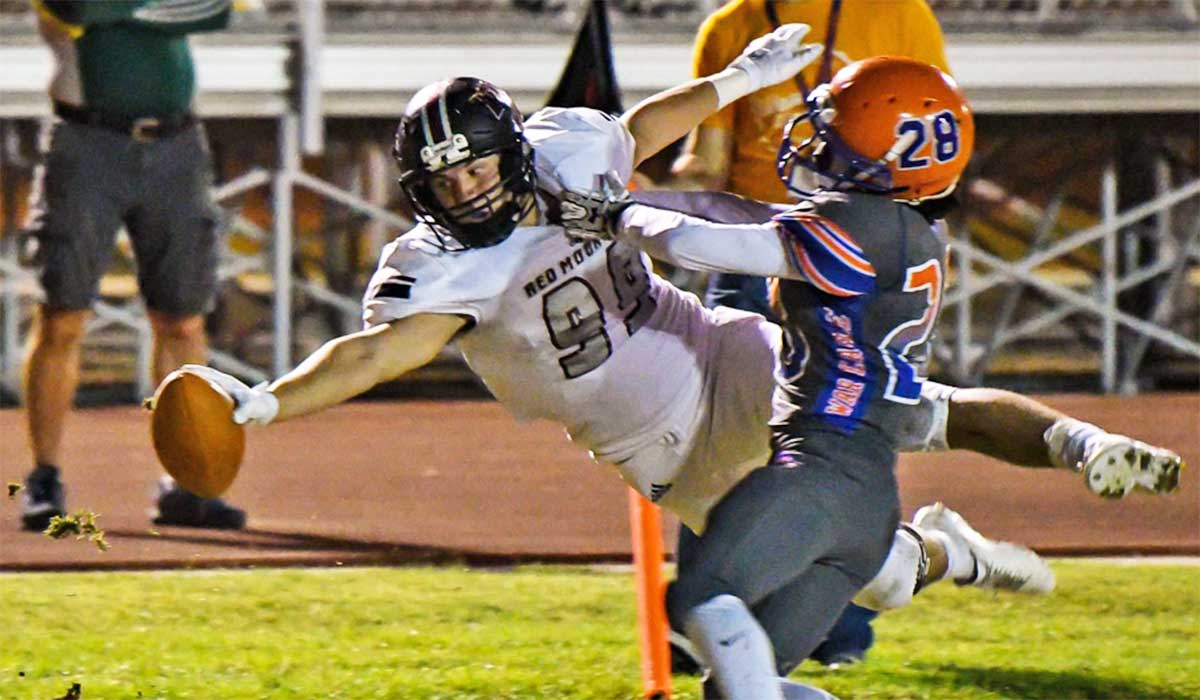 Getting to know new BYU commit, TE Carter Wheat (Class of 2019)