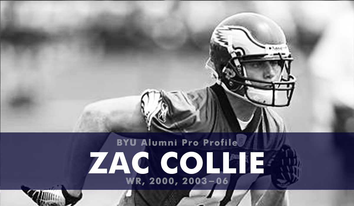 Pro Profile: Zac Collie (WR, 2000, 2003-06)