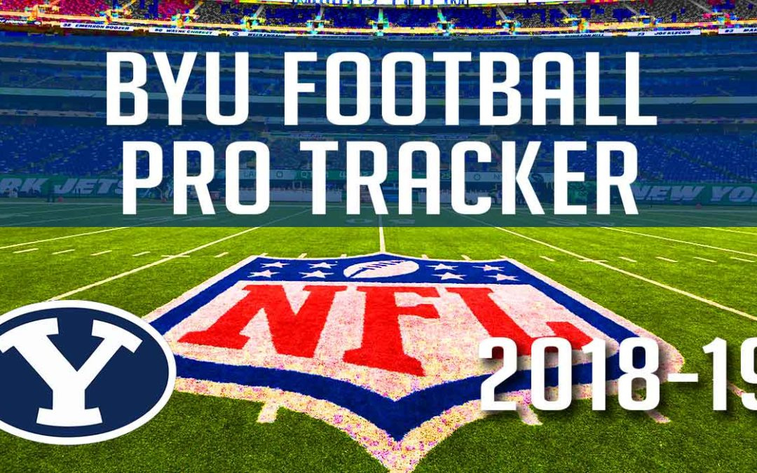 BYU FB Pro Tracker: NFL Week 8, Big weekend for Cougs as Van Noy, Warner, Hill, and Williams all have big Games