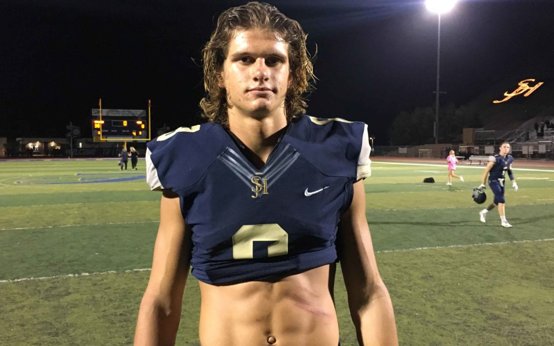 Southern California Sack Leader DE Cade Albright Commits to BYU (Class of 2019)