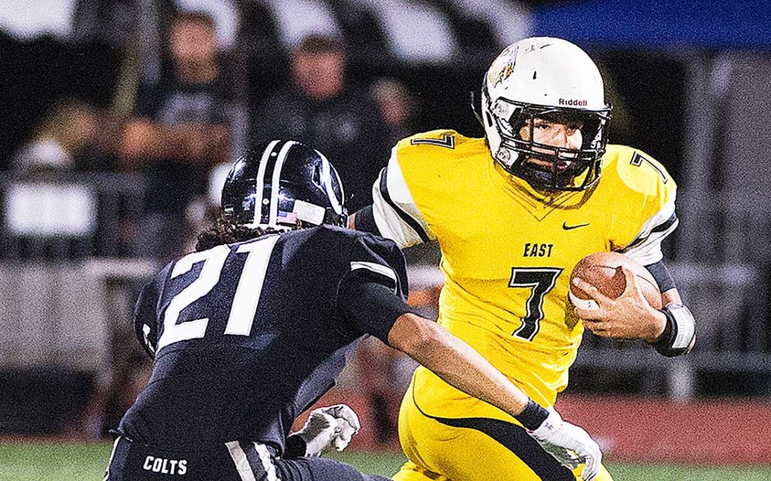 BYU Football New Commit Profile: CB/QB Luc Andrada (Class of 2019)