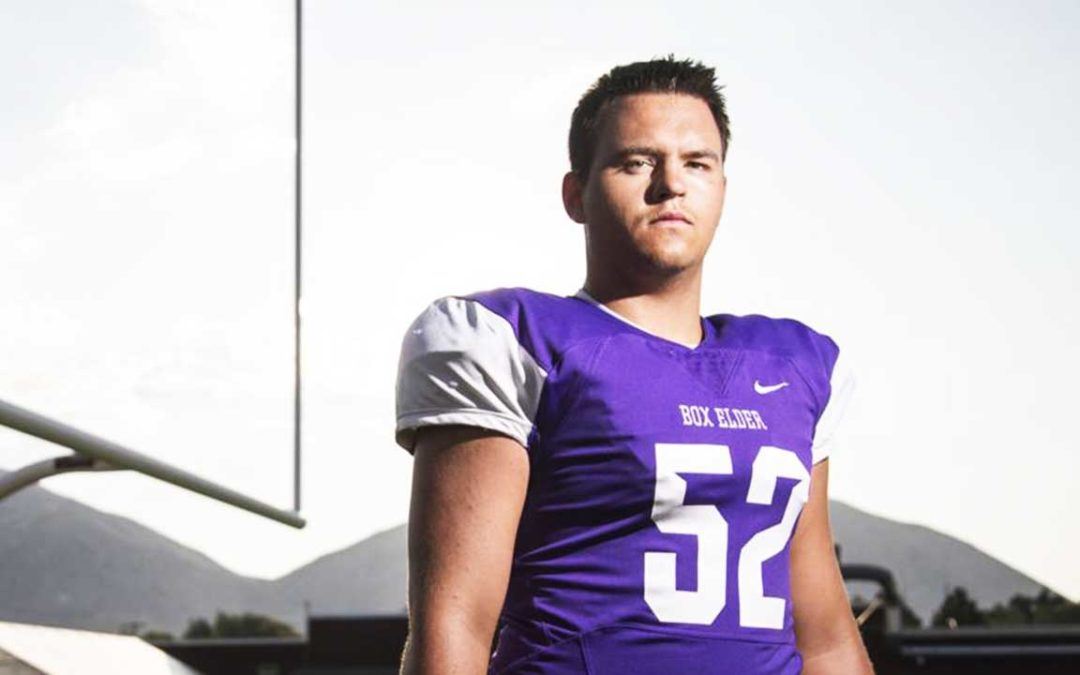 BYU Football Commit Profile: C/DE Ryan Gunn (Class of 2019)