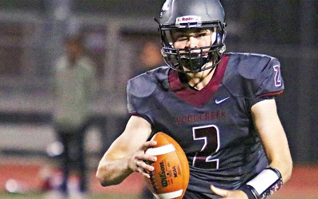 Getting to know new BYU commit, CB/ATH Carter Krupp (Class of 2019)