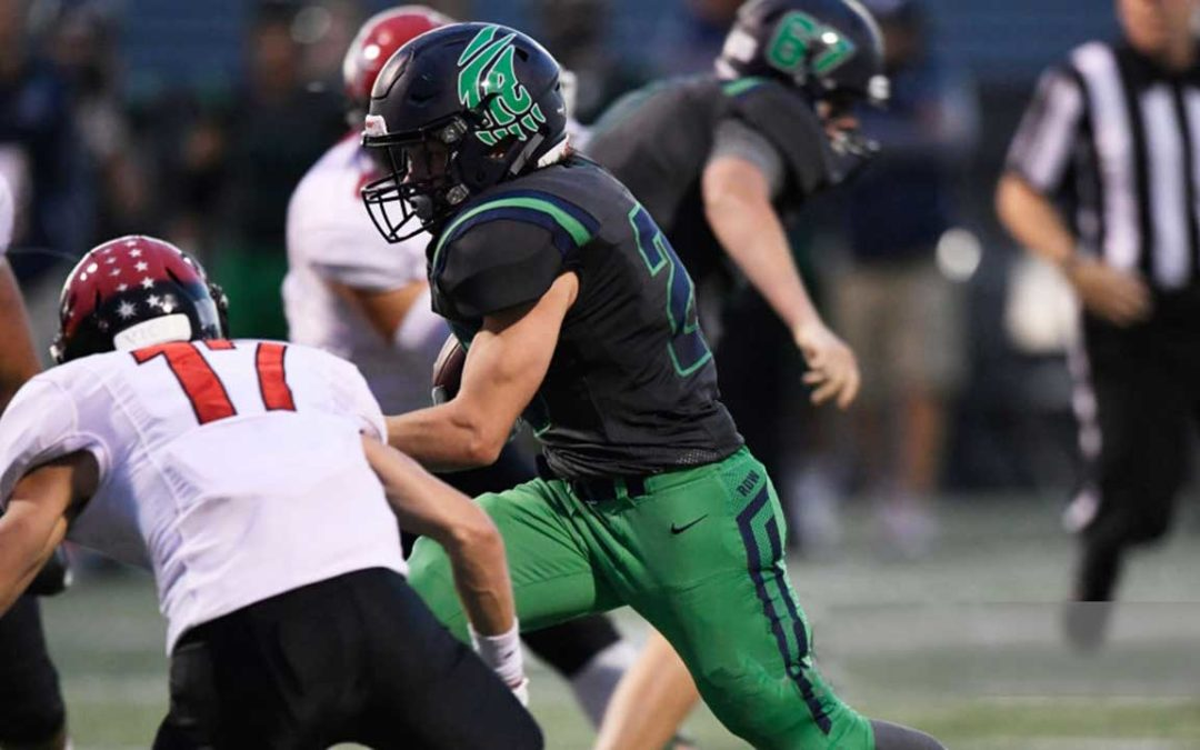 Getting to know new BYU commit, SS/RB Spencer Lambert (Class of 2019)