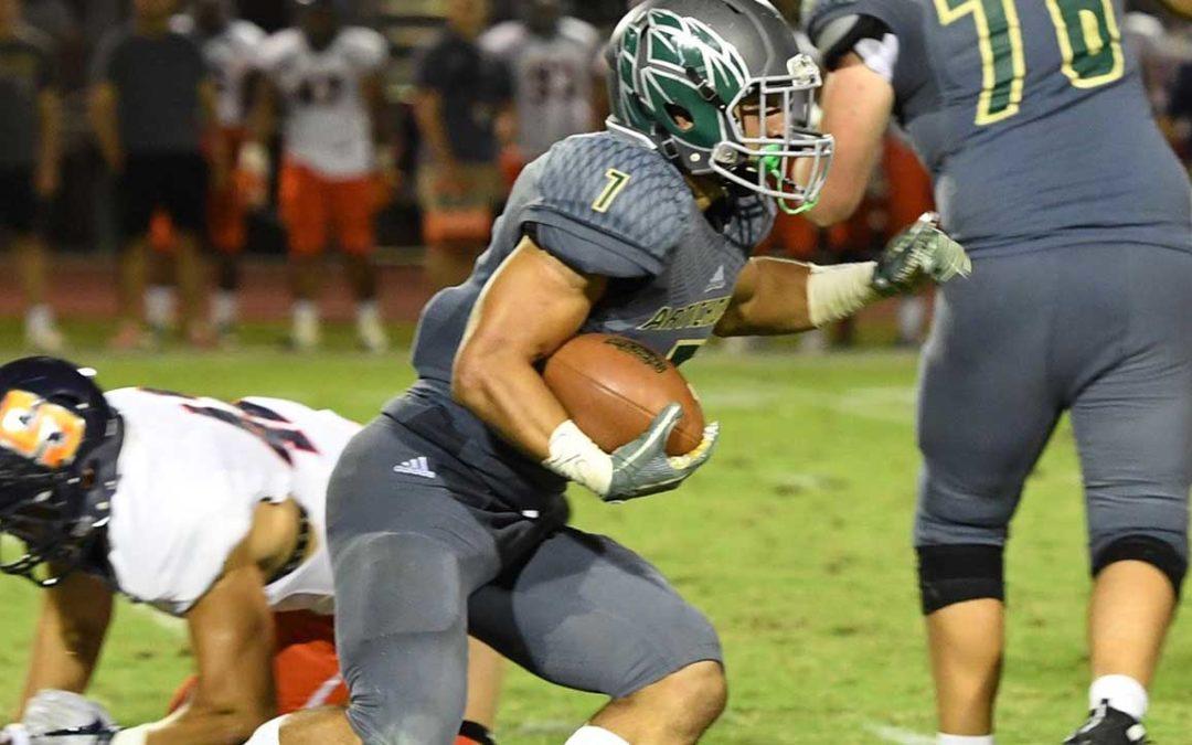Getting to know new BYU commit, JUCO RB Alec Wyble-Meza (Class of 2019)
