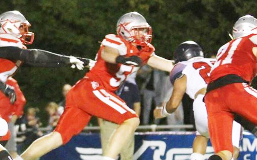 Getting to know new BYU commit, DE Parker Nicoll (Class of 2019)