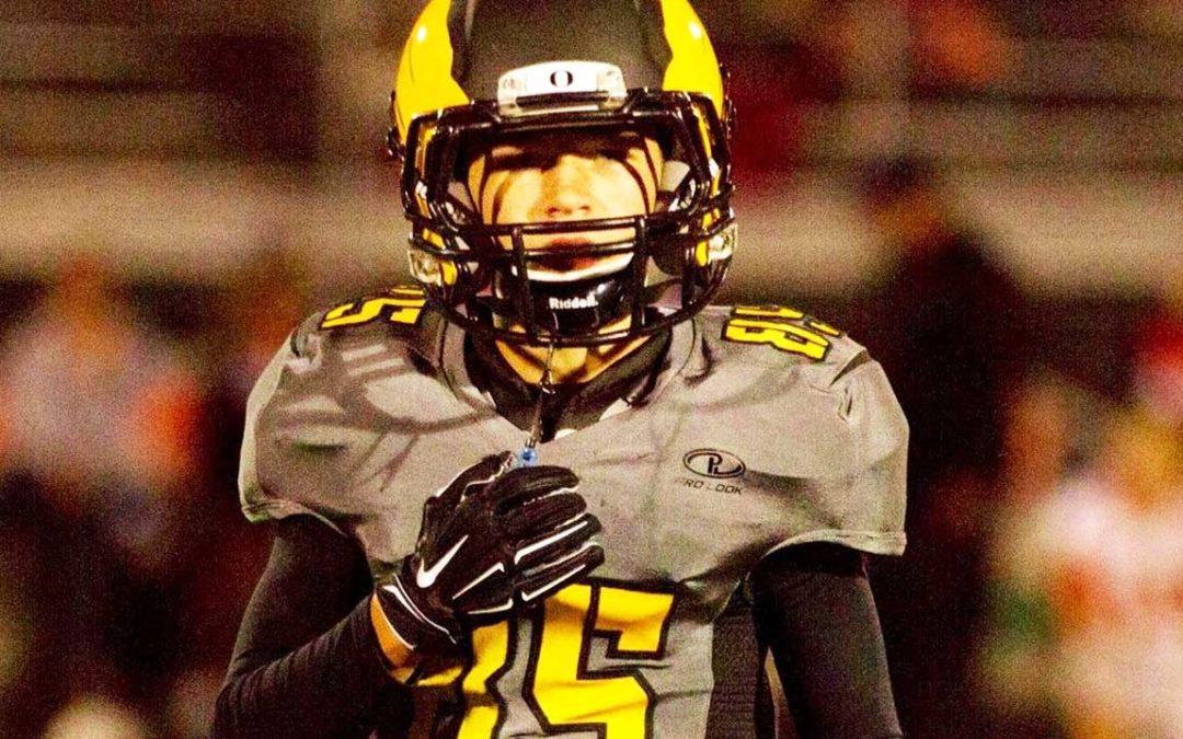 BYU football commit profile: WR/S Jake Pedersen (Class of 2019)