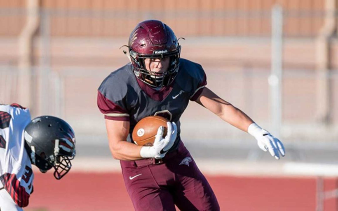 Getting to know new BYU commit, WR/QB Kyson Hall (Class of 2021)
