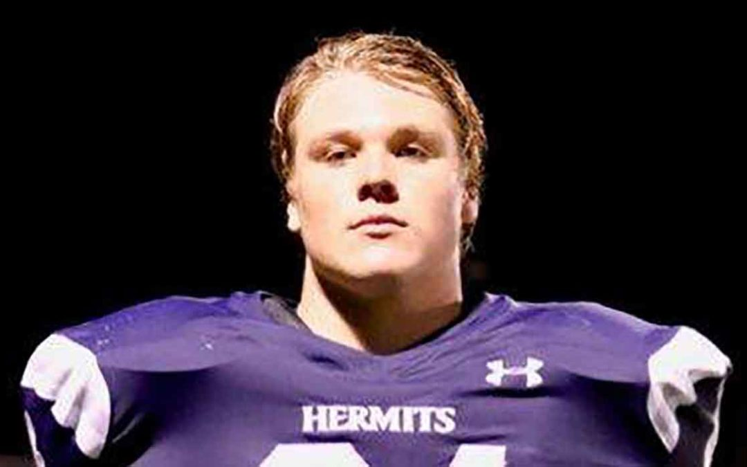 Getting to know new BYU commit, C/OT/NG Chandler Bird (Class of 2020)