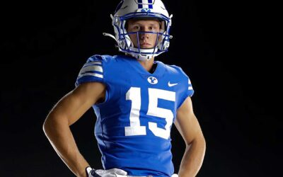 Getting to know incoming BYU football signee, WR Maguire Anderson (PWO, Class of 2021)