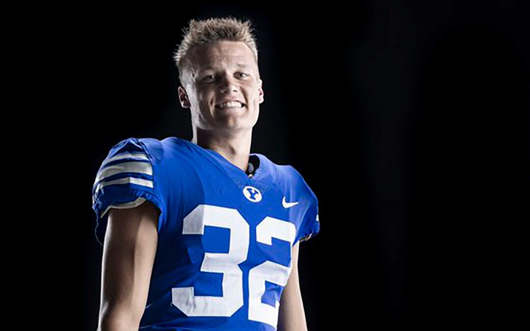 Getting to know BYU commit, 3-star WR/FS Cannon DeVries (Class of 2022)