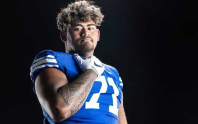 Getting to know BYU commit, Peter Falaniko (OL, Class of 2022)
