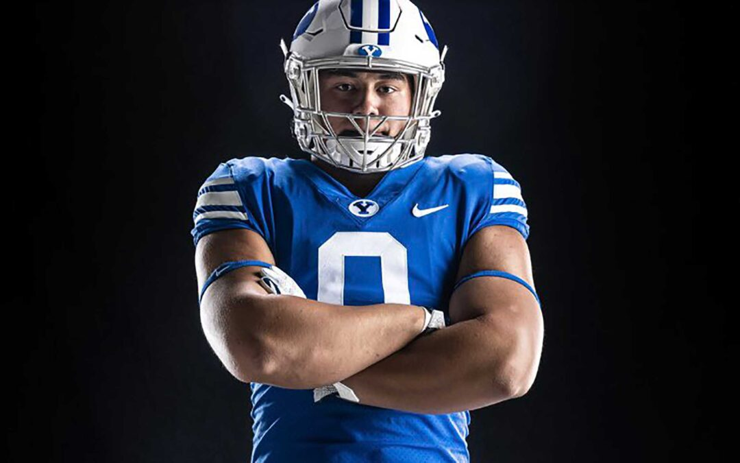 Getting to know BYU commit, 3-star DL Braxton Fely (Class of 2022)