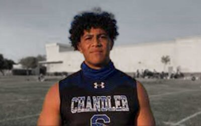 Getting to know incoming BYU football signee, 3-star OT Sione Hingano (Class of 2021)