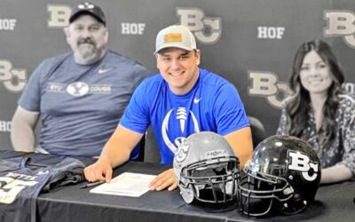 Getting to know incoming BYU football transfer, Butte College OL Tyler Little (Class of 2021)