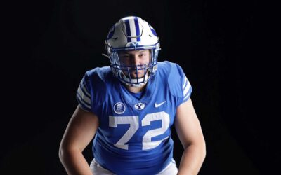 Getting to know BYU commit, Cooper McMullin (OT, Class of 2021)