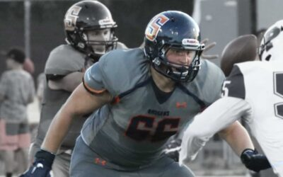 Getting to know BYU football commit, 3-star Arizona de-commit OT Cade Parrish (Class of 2021)