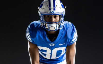 Getting to know incoming BYU football transfer, Utah State CB Jakob Robinson (Class of 2021)