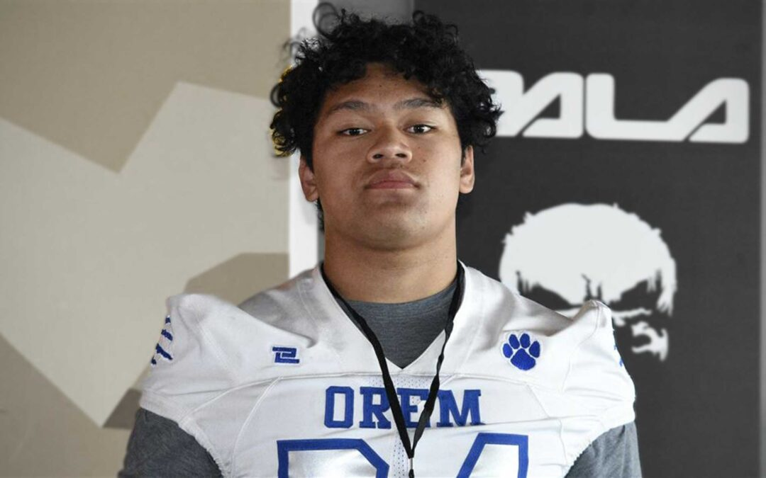 Getting to Know BYU commit, 3-star OL Vae Soifua (Class of 2022)