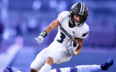 Getting to know new BYU commit, 4-star wide receiver Cody Hagen (Class of 2022)
